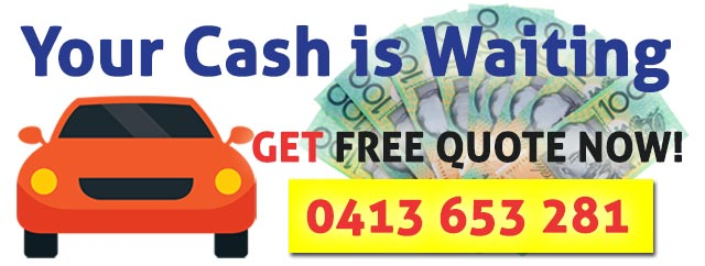 Cash for Car is Waiting